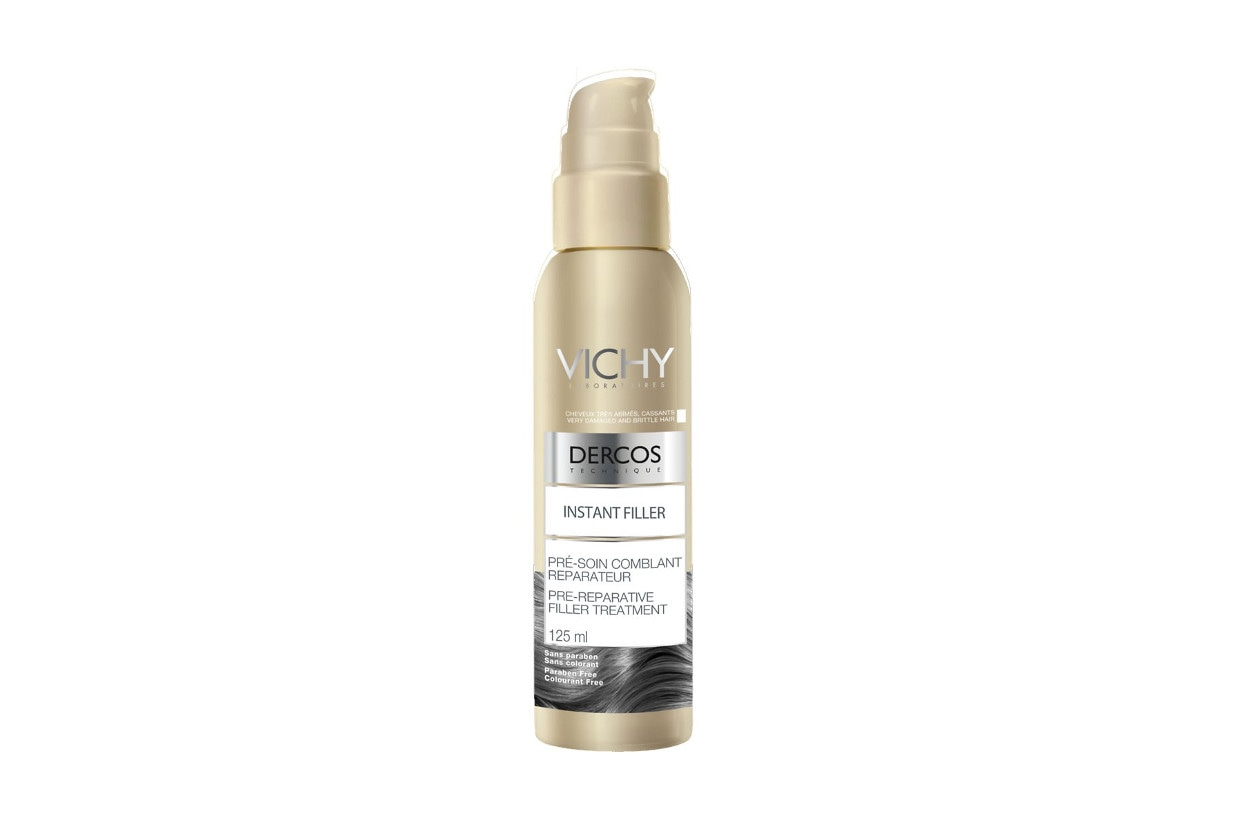 Prodotti per capelli fini e sfibrati: Vichy Dercos Instant Filler
