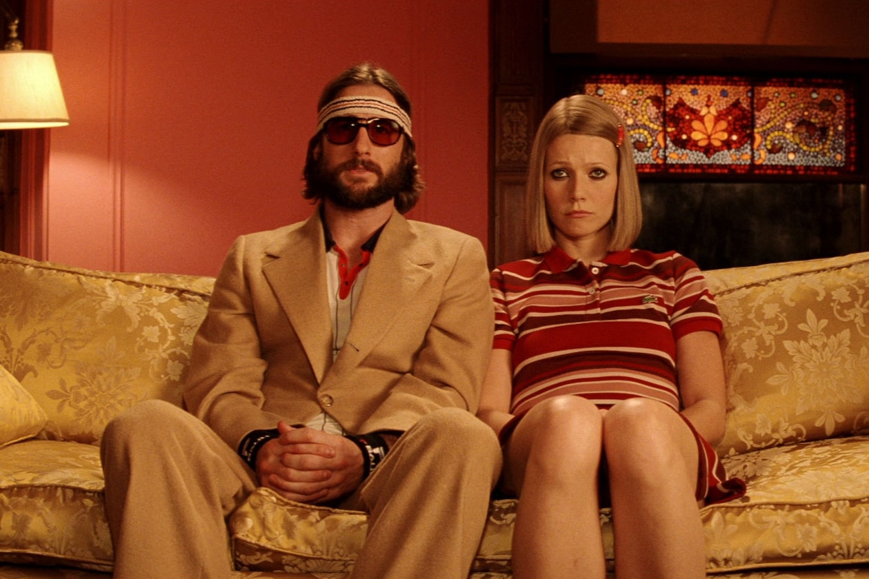 Richie e Margot Tenenbaum