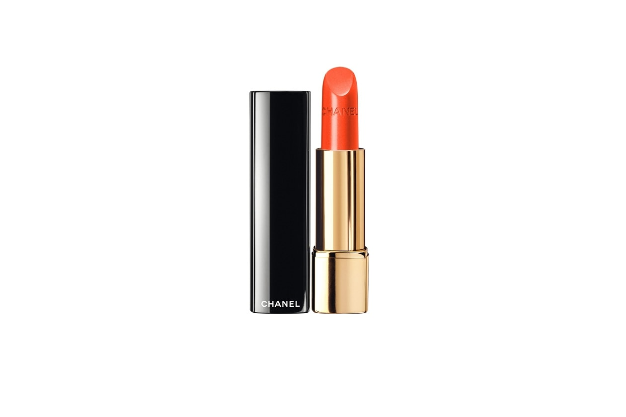 SIGNATURE BEAUTY LOOK: CHANEL ROUGE ALLURE EXENTRIQUE