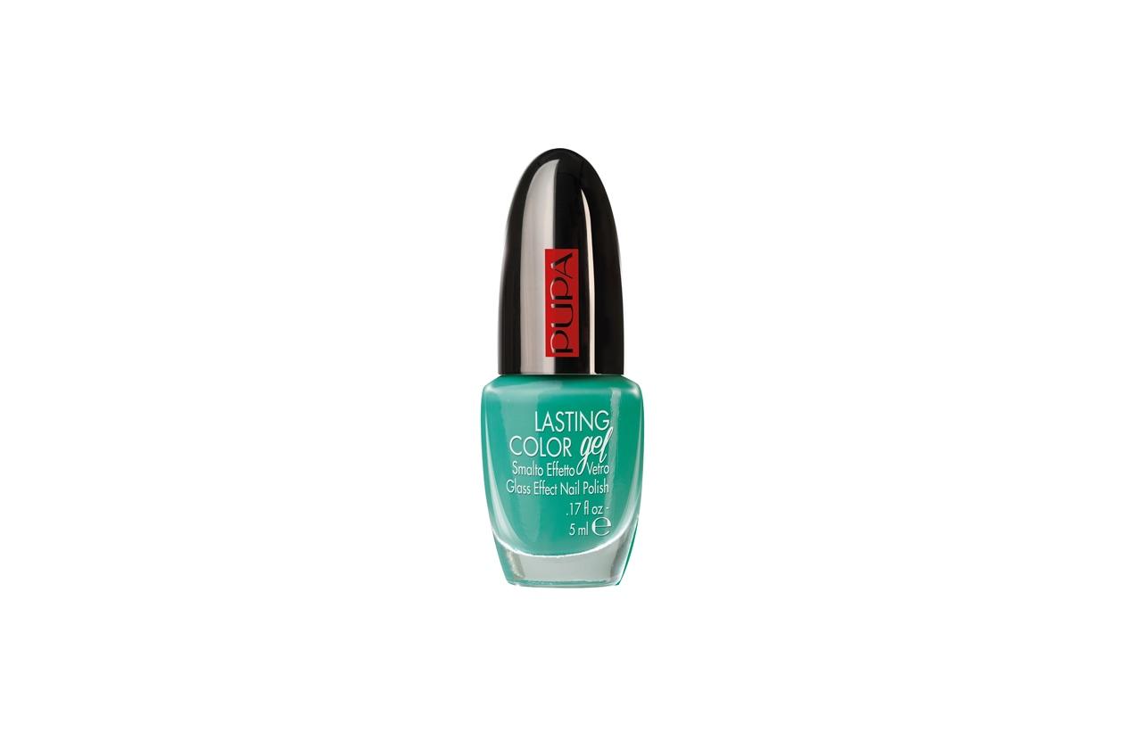 SMALTI VERDE ACQUA: Pupa Lasting Color Gel 079 Artificial Green