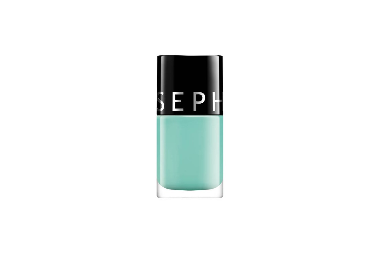 SMALTI VERDE ACQUA: Sephora Color Hit L67 Green Tea Time