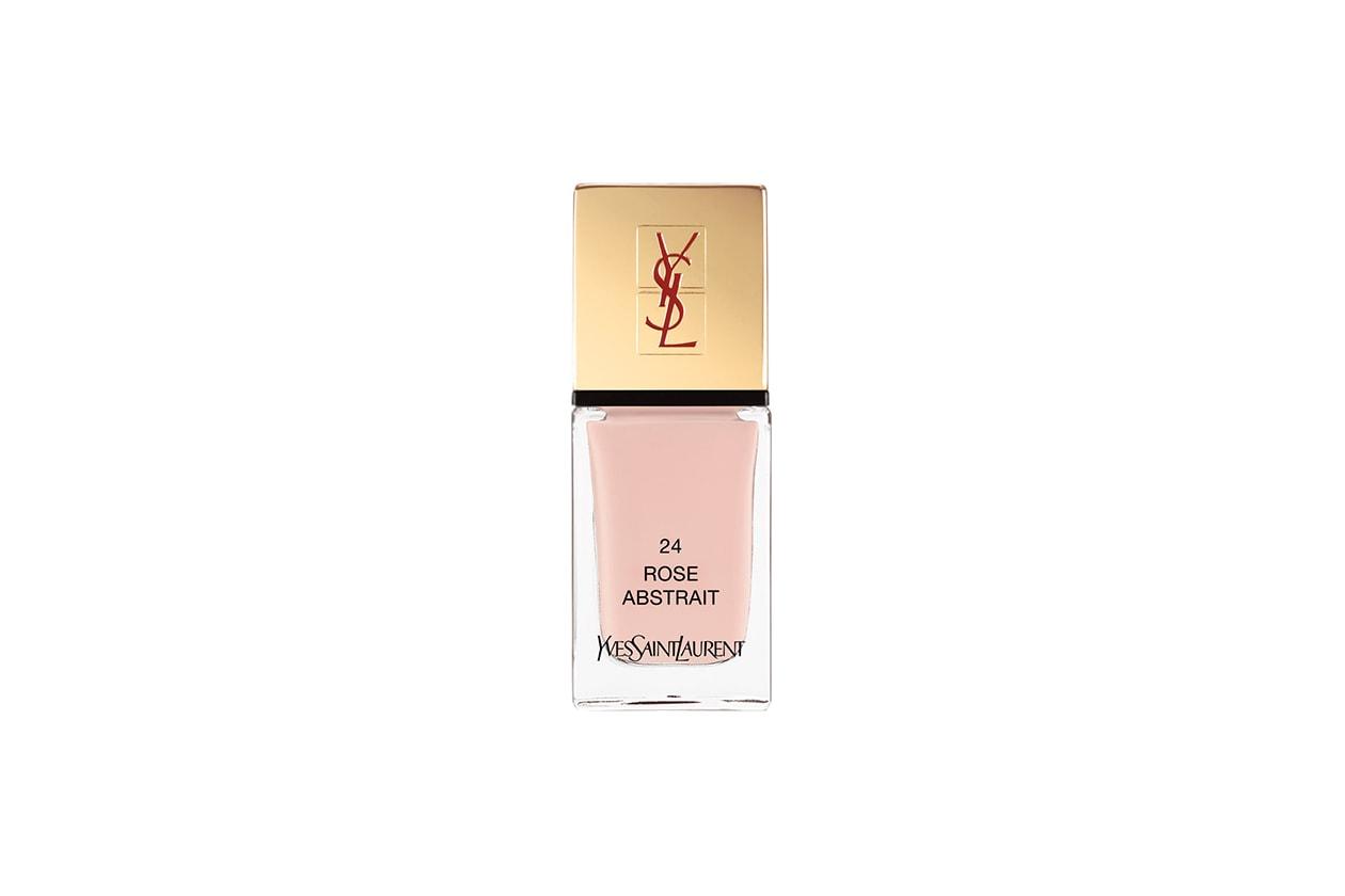 Smalti nude: Yves Saint Laurent in Rose Abstrait
