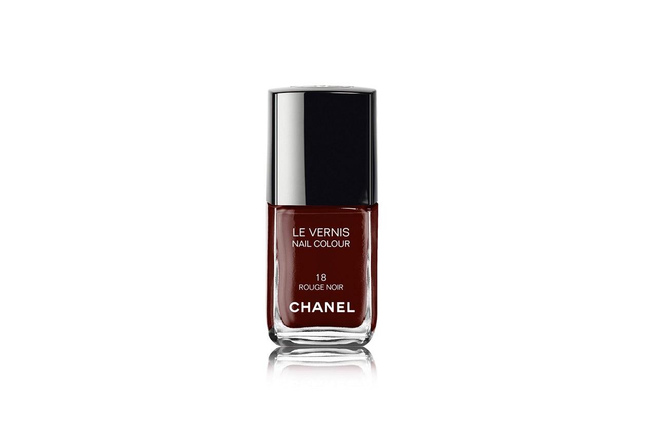 Smalti scuri: Chanel Rouge Noir