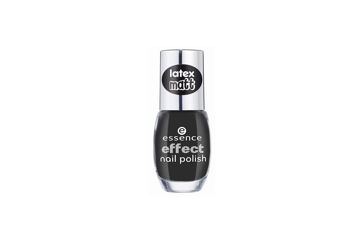 Smalti scuri: Essence Effect Nail Polish Latex Matt