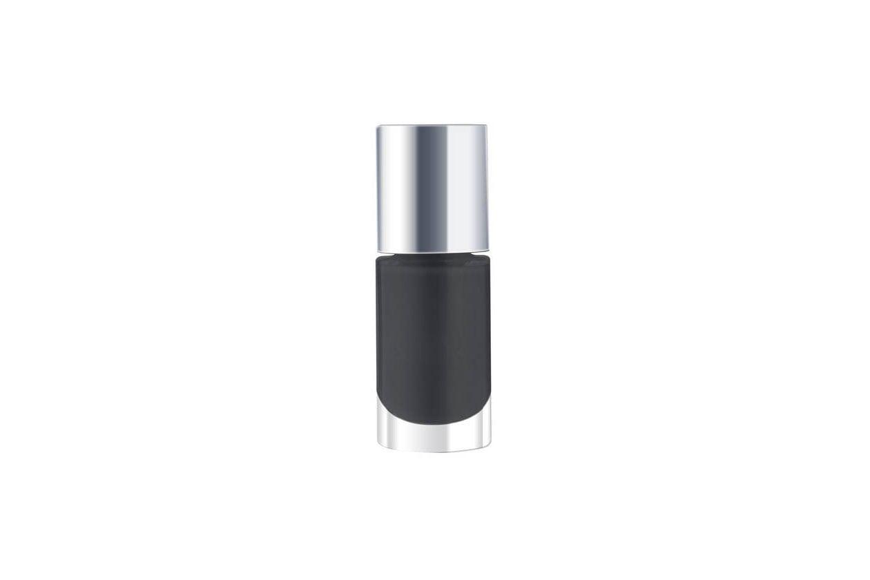 Smalto grigio: CLINIQUE A DIFFERENT NAIL ENAMEL in Made of Steel