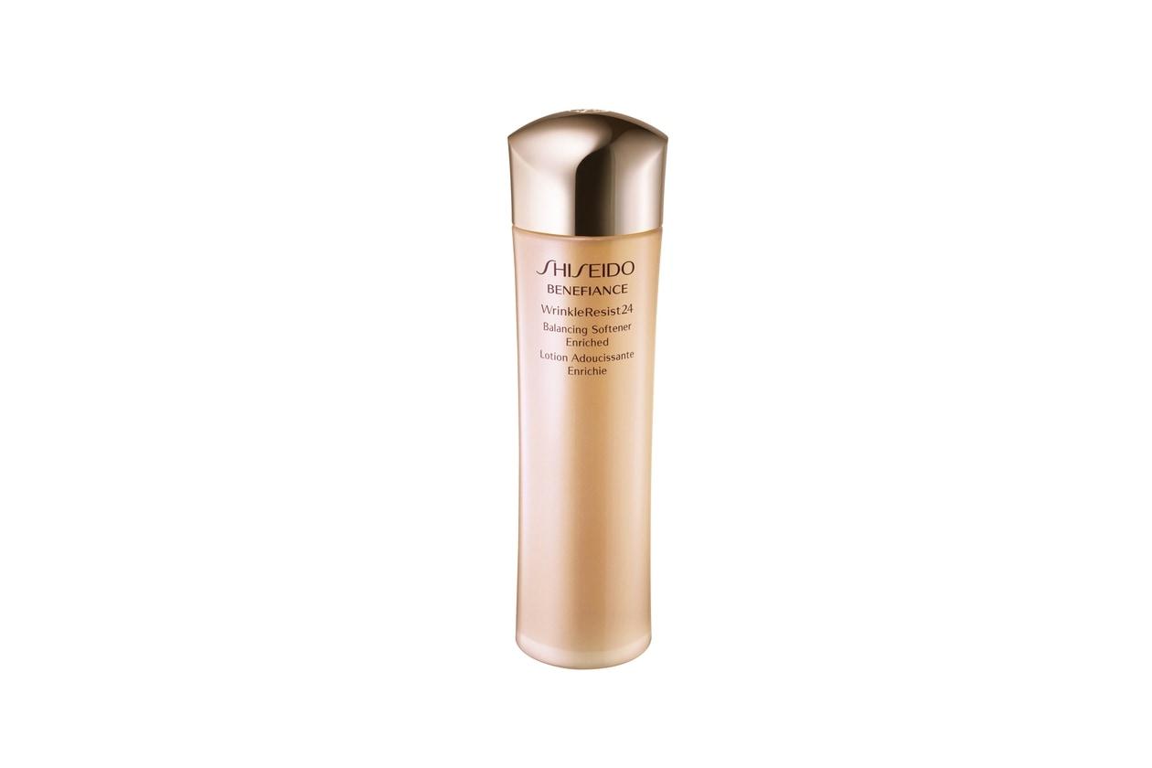 Step 1 – Preparare: Shiseido Balancing Softener Enriched