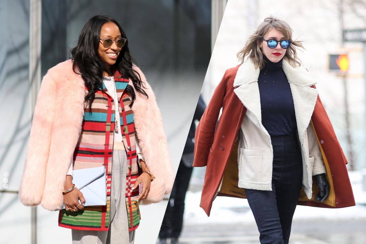 Street Style Trend: la doppia giacca