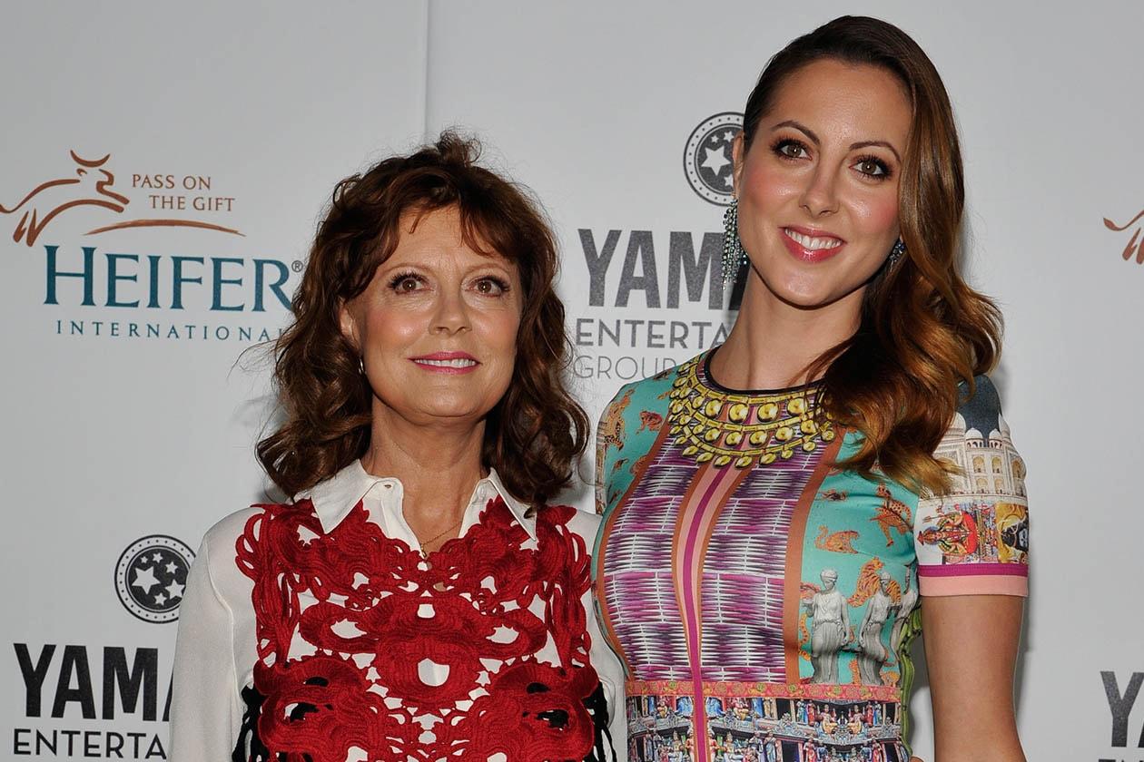 Susan Sarandon ed Eva Amurri