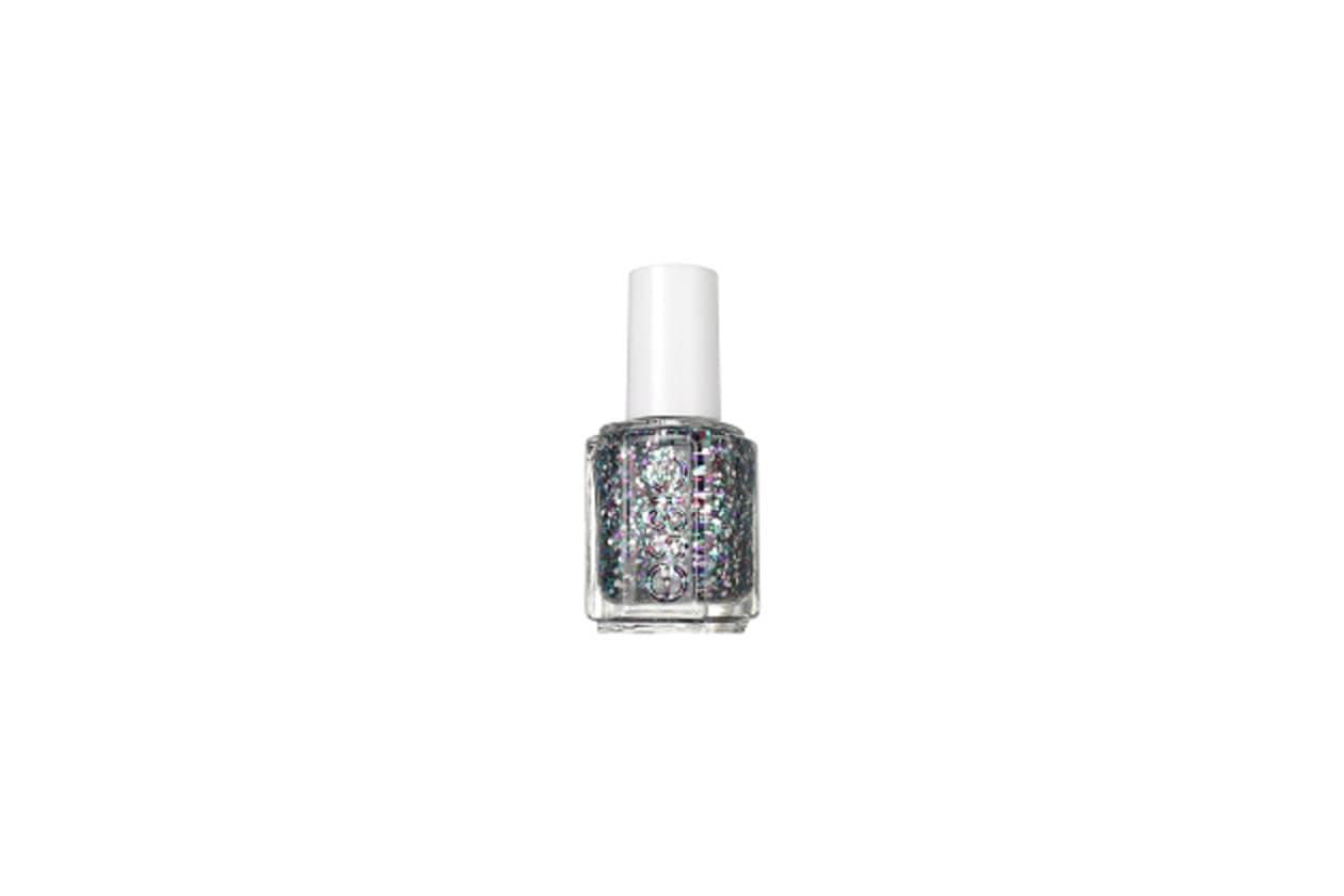 Top coat glitter, flakes e confetti: essie Jazzy Jubilant