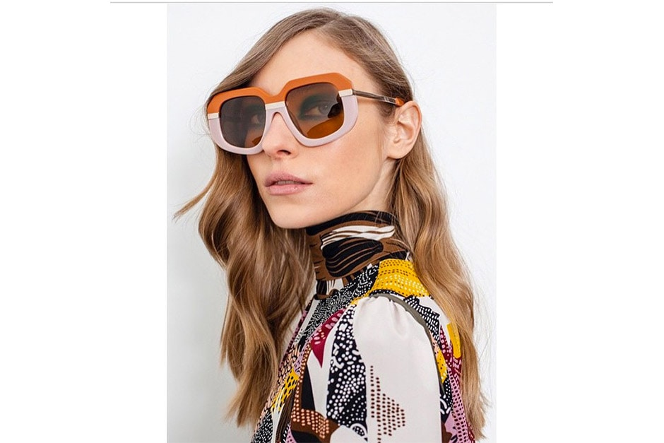 Trend capelli AI 15-16 dalla LFW: cool seventies hairstyle