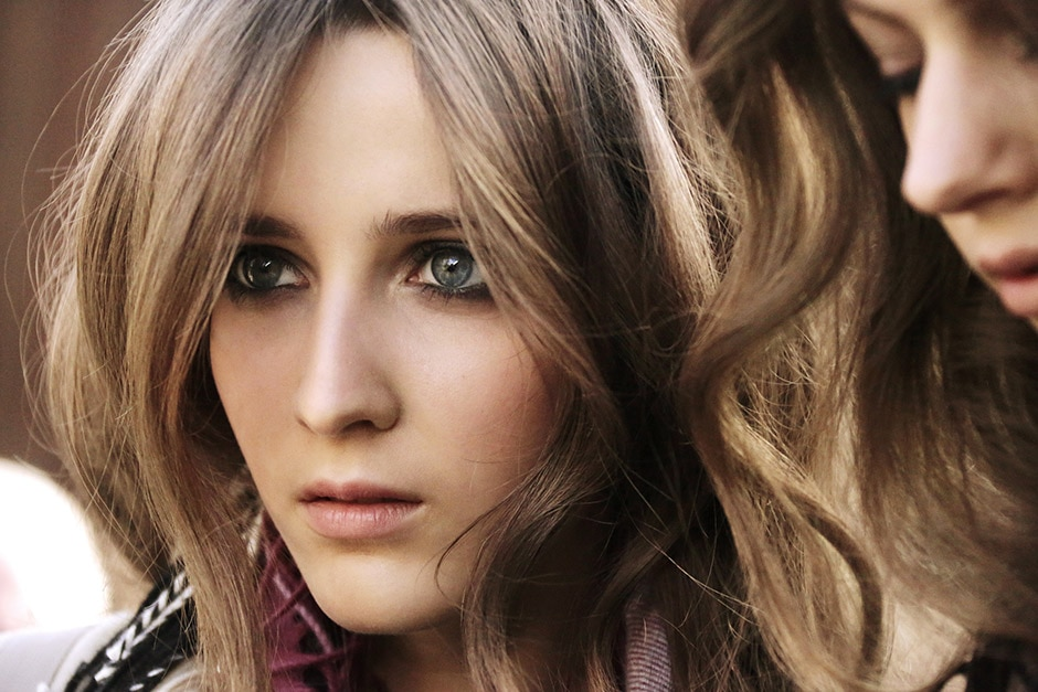 Trend make up AI 15-16 dalla LFW: brown smokey eyes