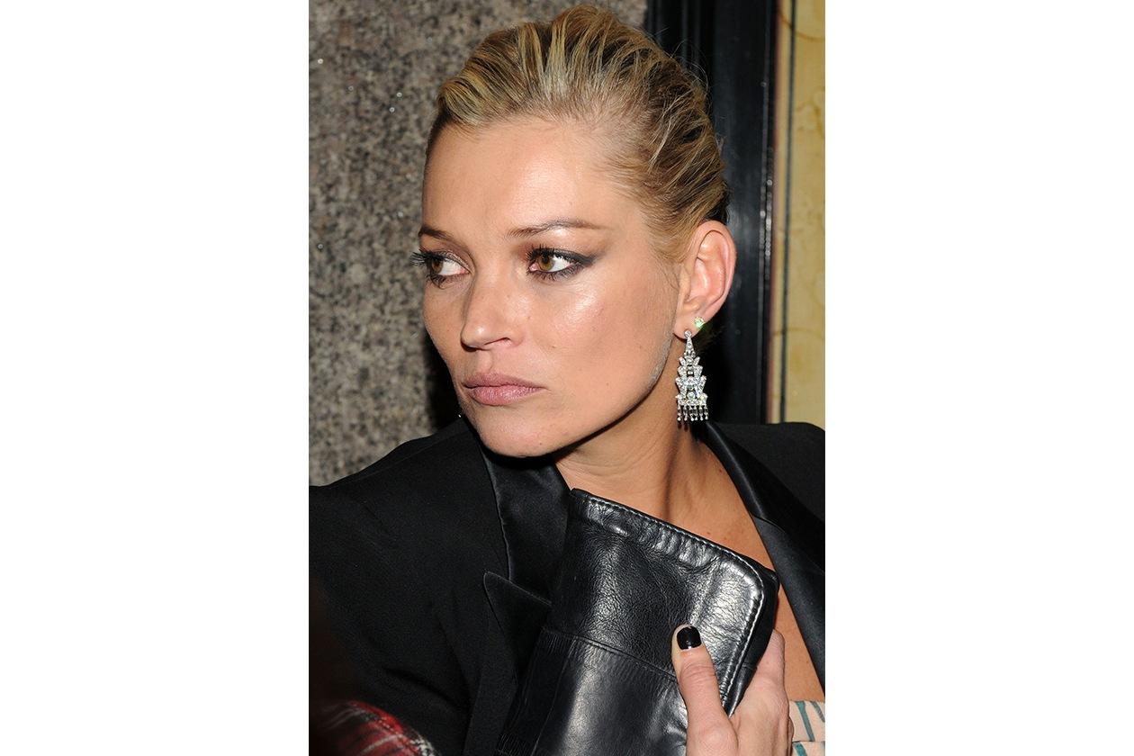 Trucco correttivo: il segreto di Kate Moss