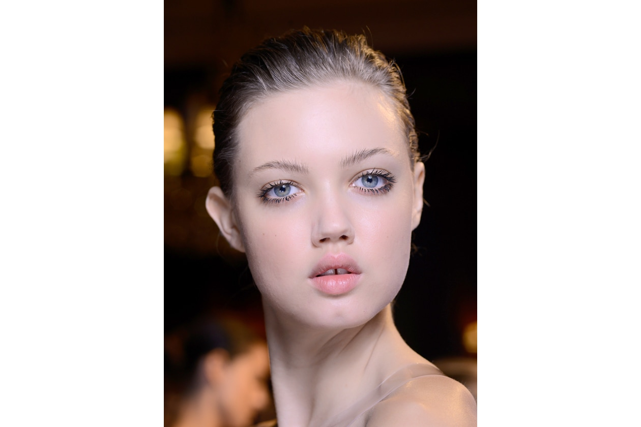 Trucco guance tendenza baby