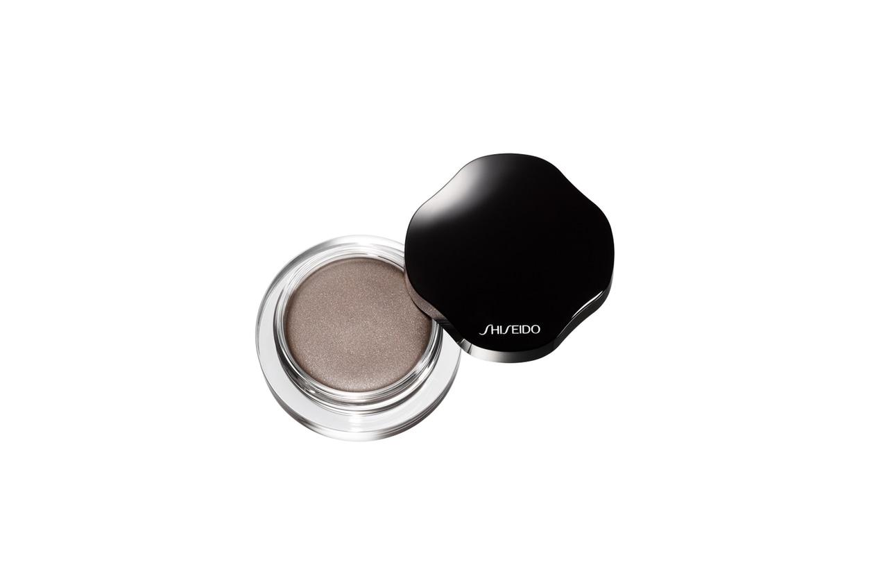 Trucco occhi: Shiseido Shimmering Cream Eye Color in Fog