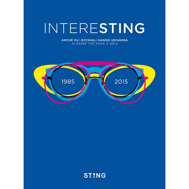 Un libro per i 30 anni di Sting Eyewear