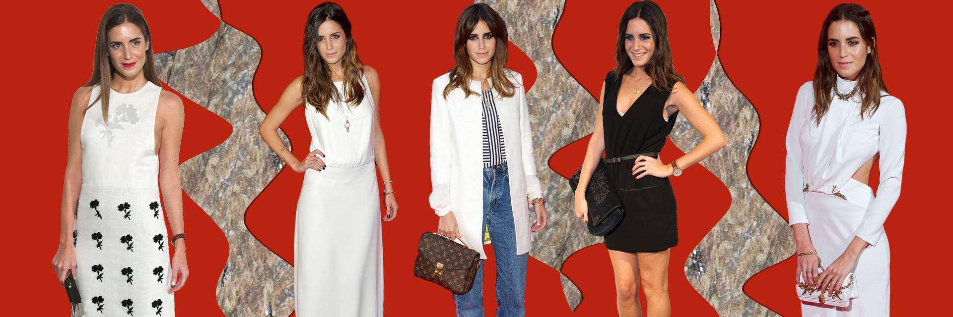 Gala Gonzalez: i suoi look più belli