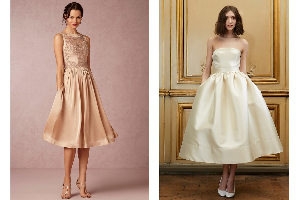 Vestiti da sera anni 50