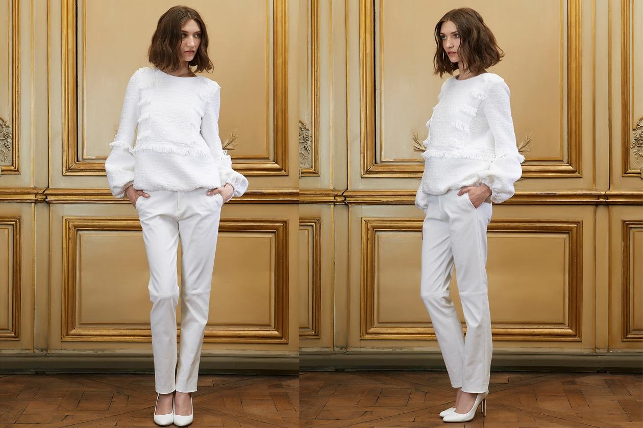 delphine manivet mariee pagan bride looks 2015 adrian front