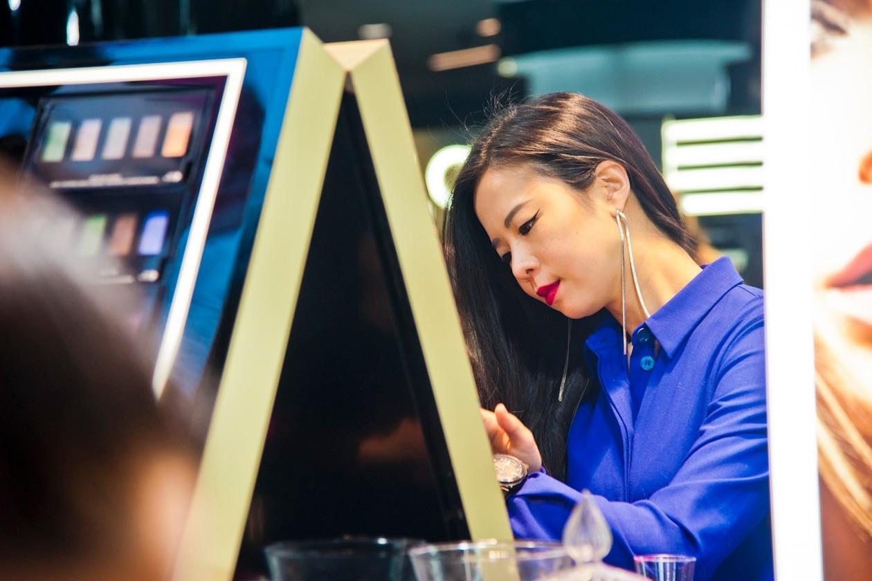 #getonstageYSLBeauty: Yu Lee loves YSL