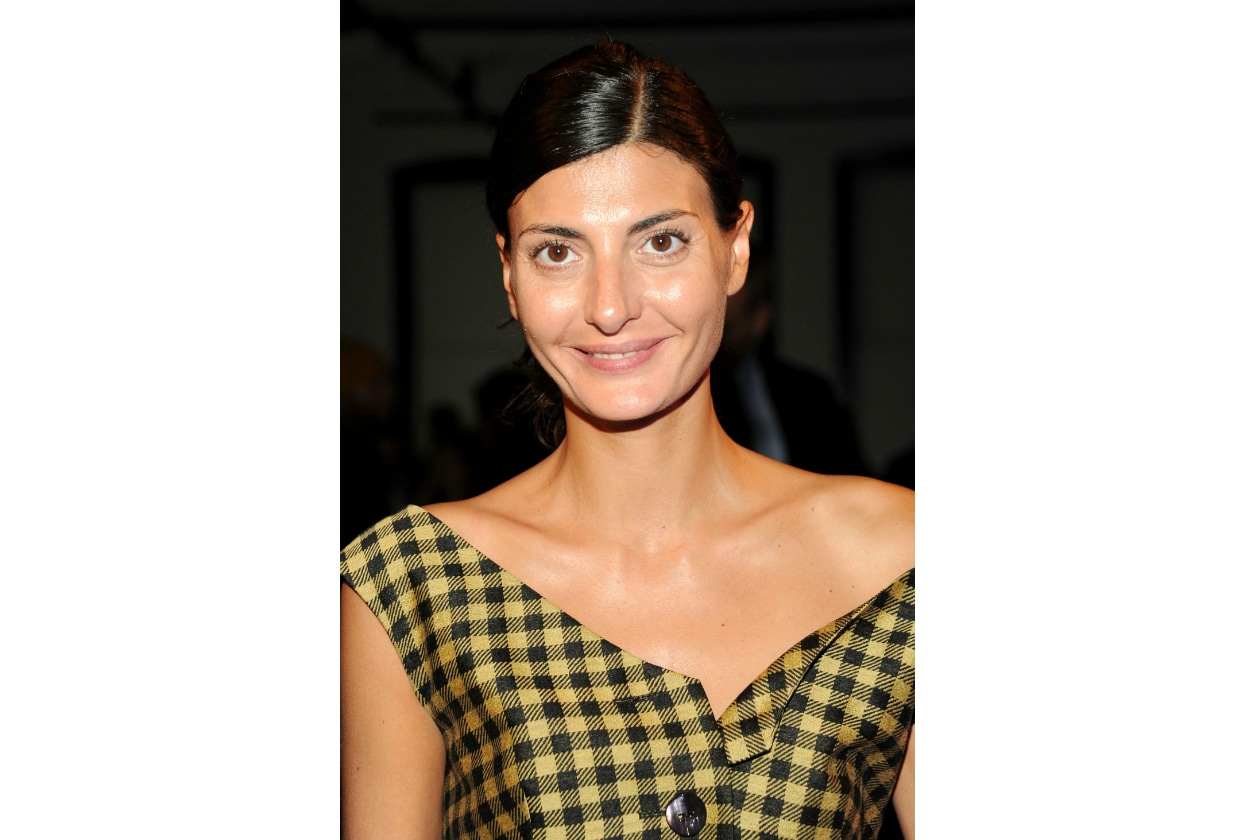 GIOVANNA BATTAGLIA MAKE UP: NUDE IS THE NEW GLAM