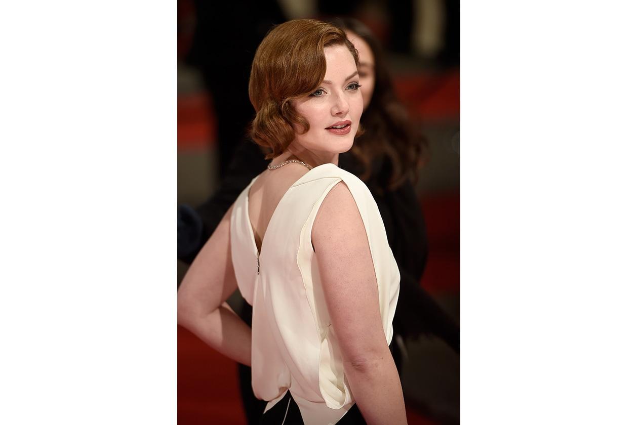 BAFTA BEAUTY LOOK: Holliday Grainger