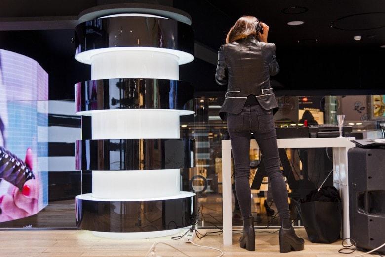 Yves Saint Laurent e Grazia.IT: le foto della terza serata #getonstageYSLBeauty