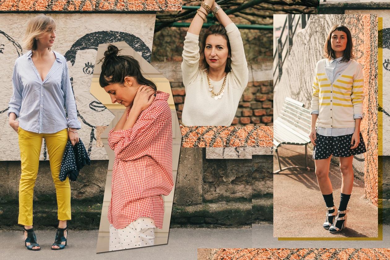 Elena e Michela indossano la nuova collezione SUN68