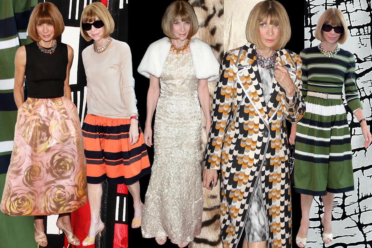 Anna Wintour: identikit della signora della moda