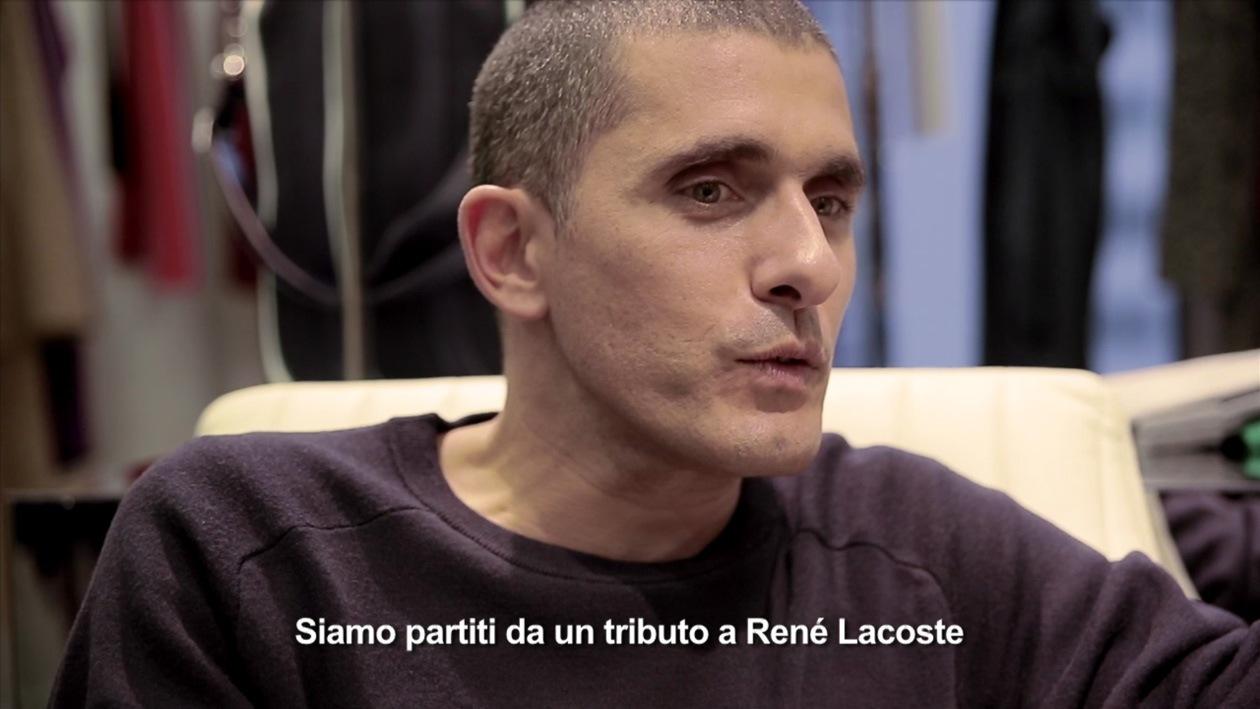 Felipe Oliveira Baptista: l'intervista al designer di Lacoste