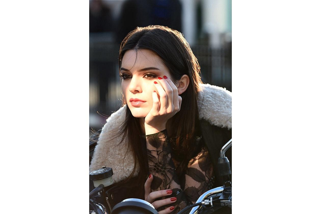 Collaborazioni Celebrity & Beauty 2015: Kendall Jenner