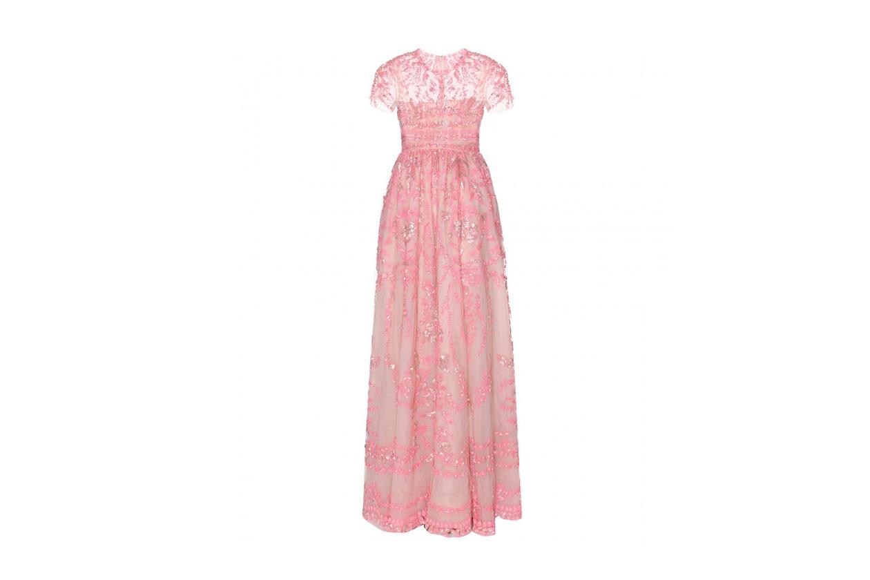 mytheresa Embellished tulle gown STANDARD