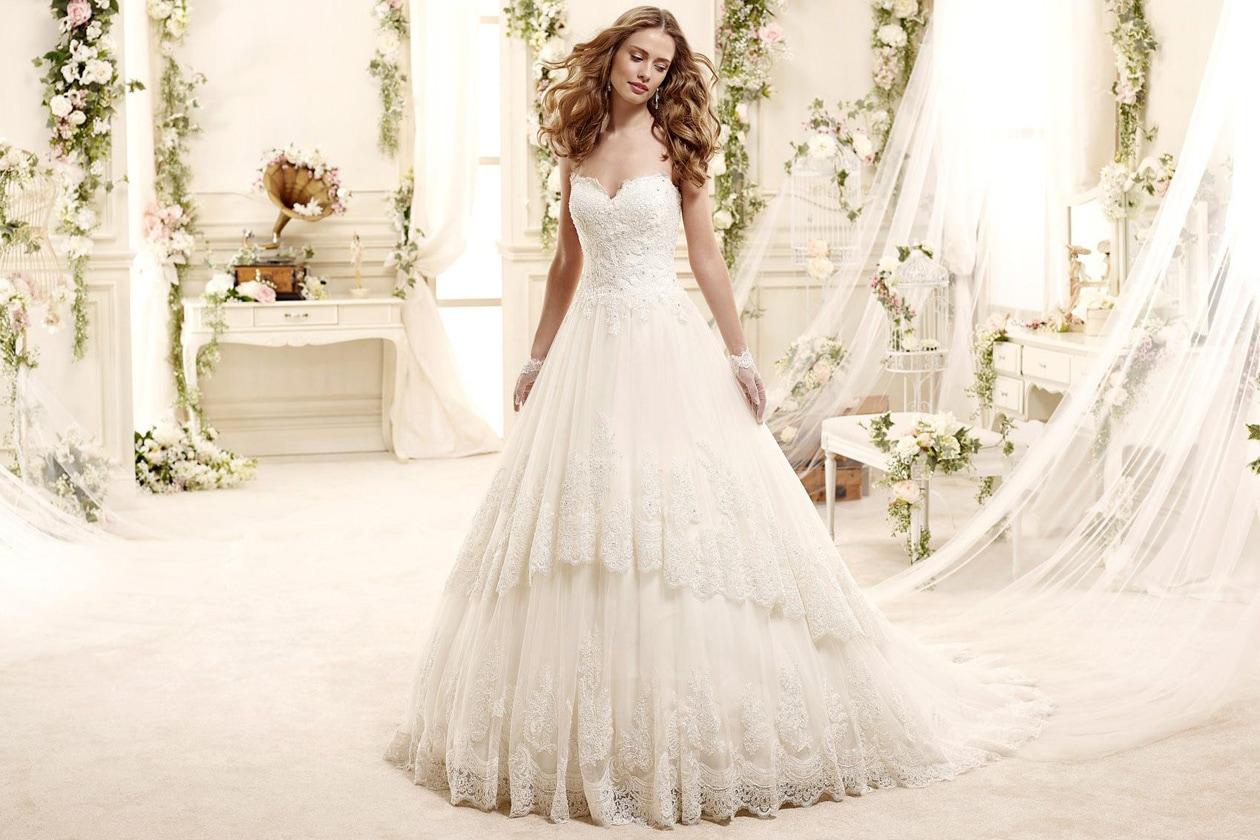 nicole spose COAB15271IV Colet moda sposa 2015 651