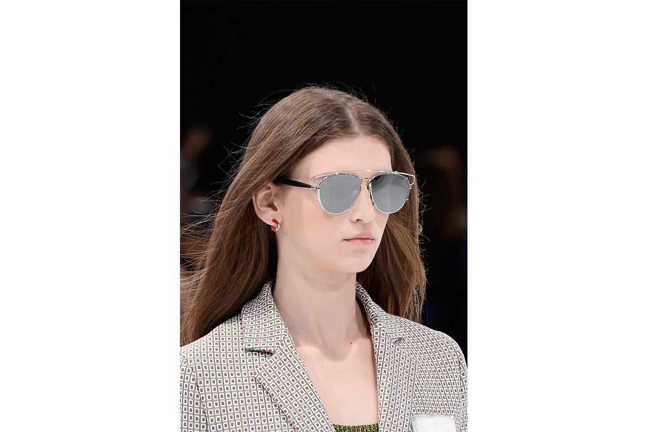 occhiali da sole: Christian Dior PE 2015