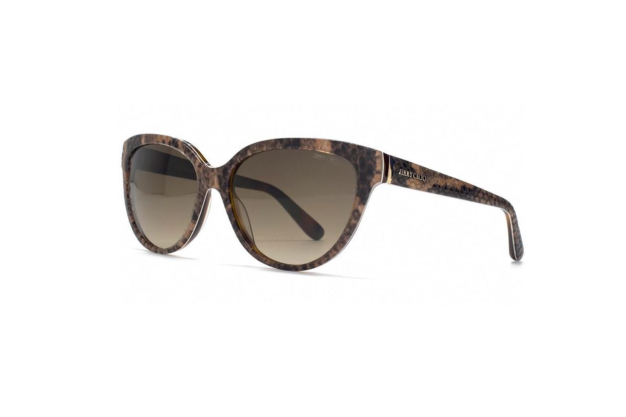 occhiali da sole: jimmy choo