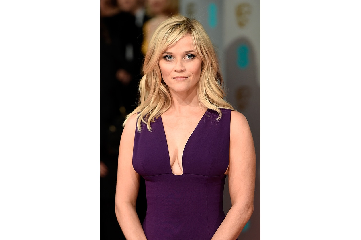 BAFTA BEAUTY LOOK: reese witherspoon