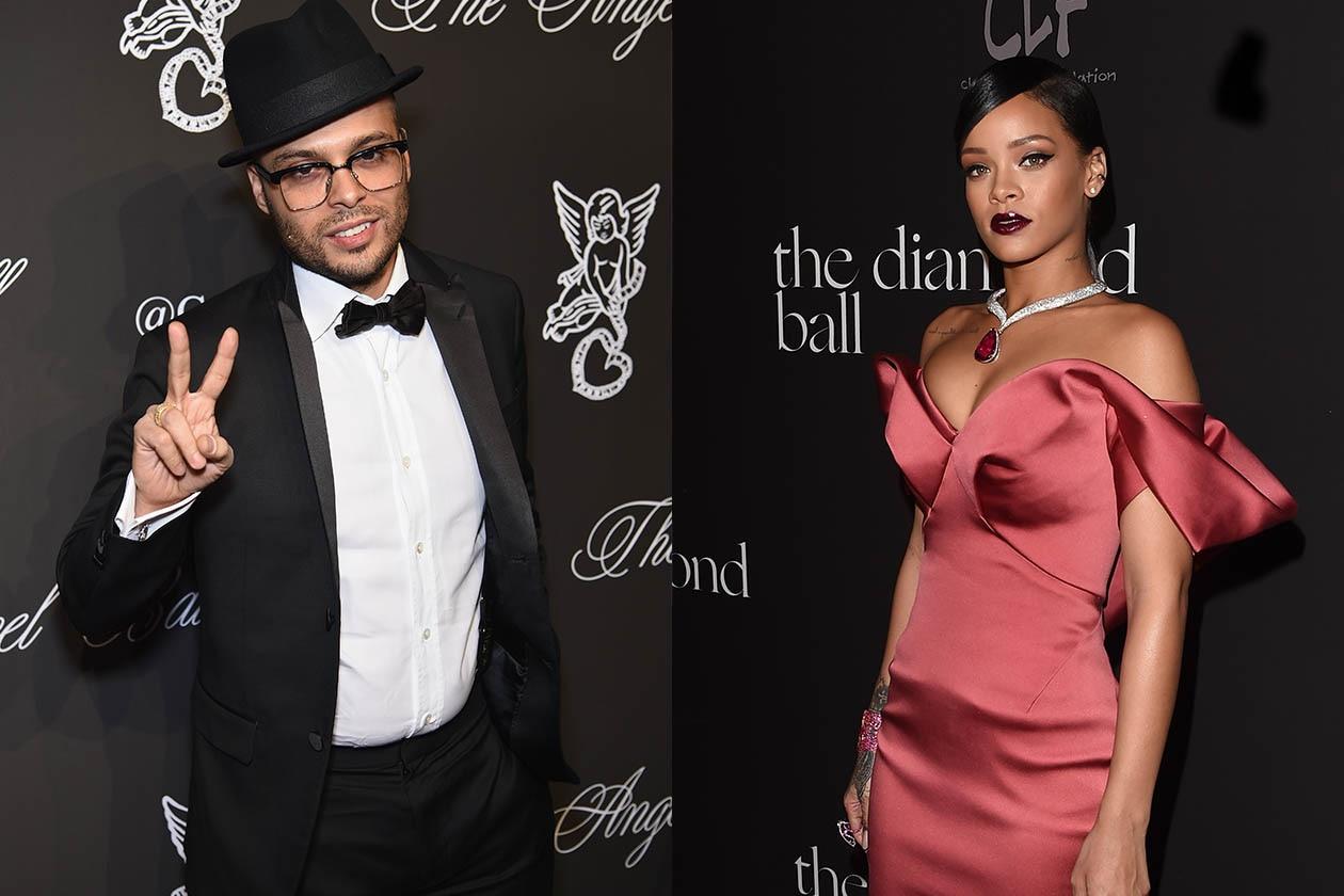 Una fonte ha confermato che Akiva sia cotto di Rihanna al punto da averle fatto dedicare una canzone dal dj di uno dei suoi locali
