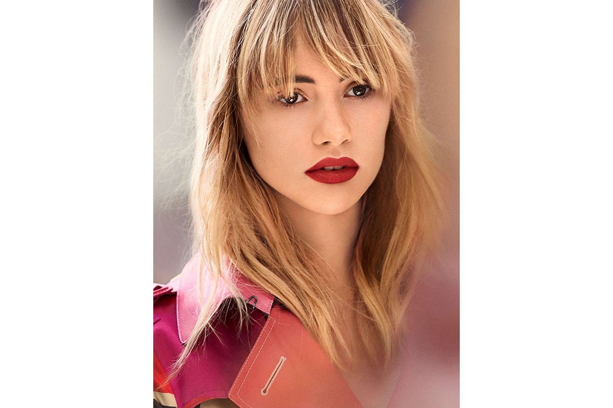 Collaborazioni Celebrity & Beauty 2015: Suki Waterhouse