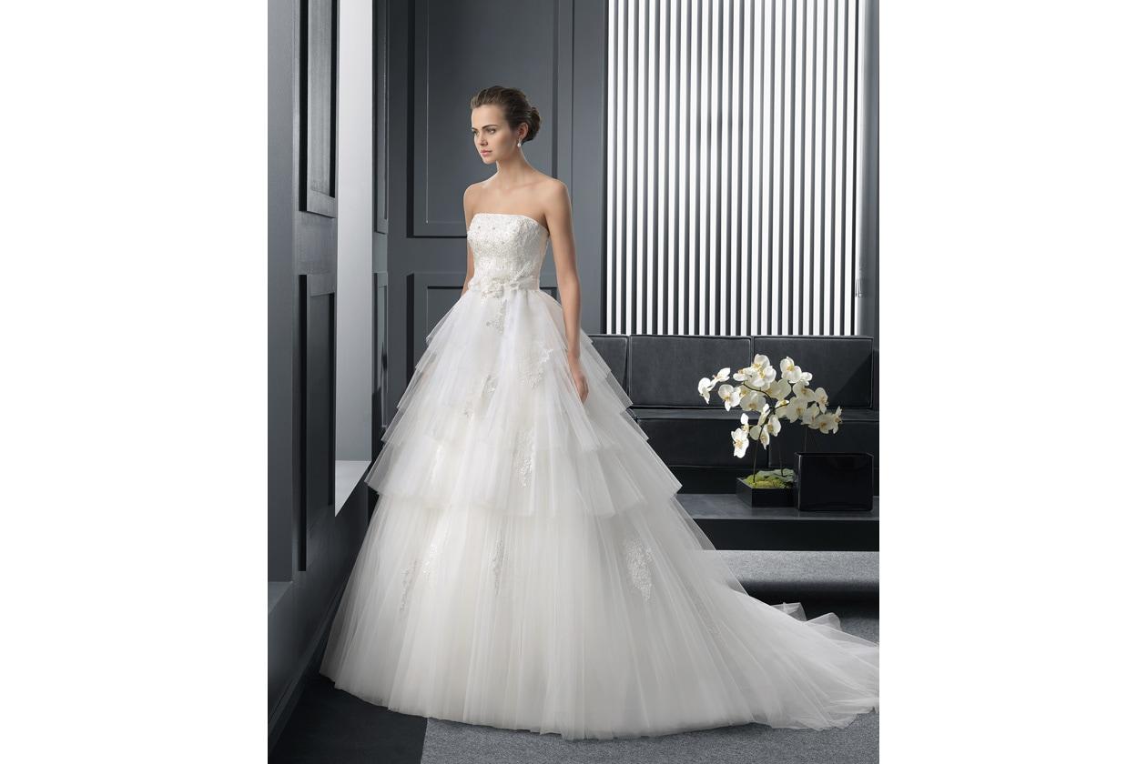 vestido de novia two 8A182