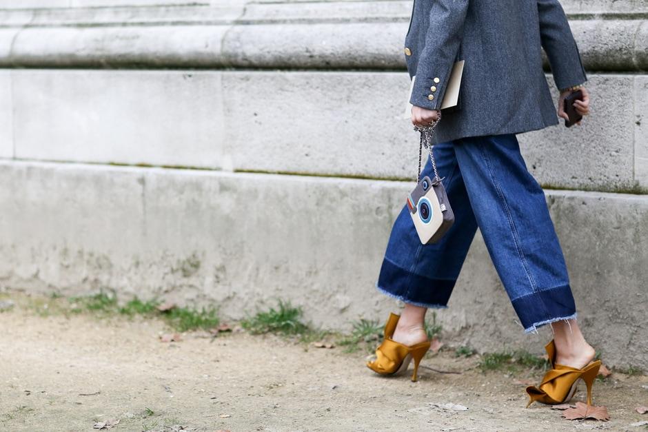 ACCESSORI COOL DALLO STREET STYLE: la borsa Instagram