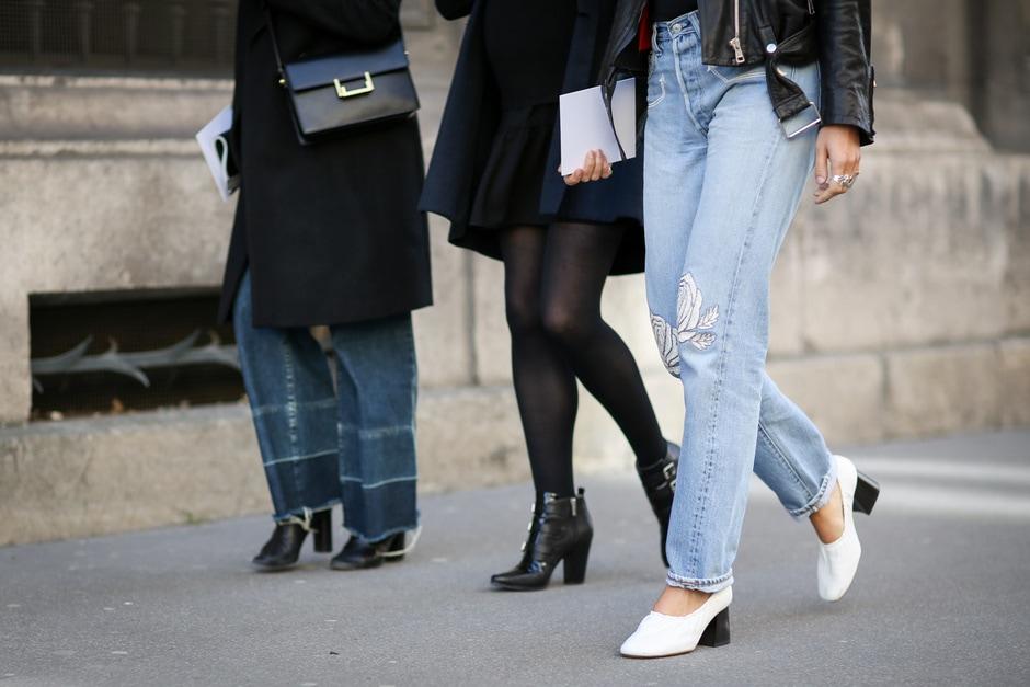 ACCESSORI COOL DALLO STREET STYLE: scarpe accollate