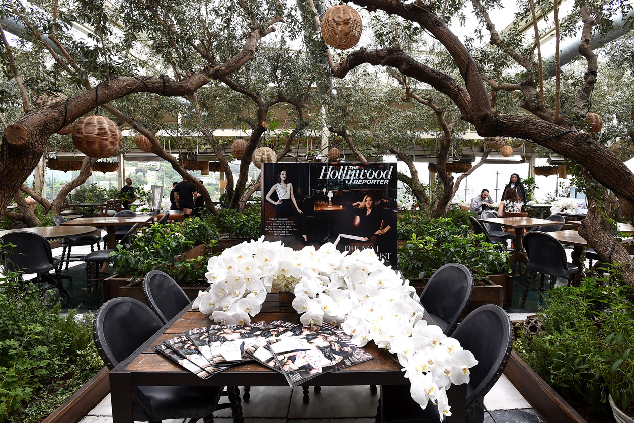 Atmosphere 2 at the Jimmy Choo & THR Powerstylist Luncheon in LA