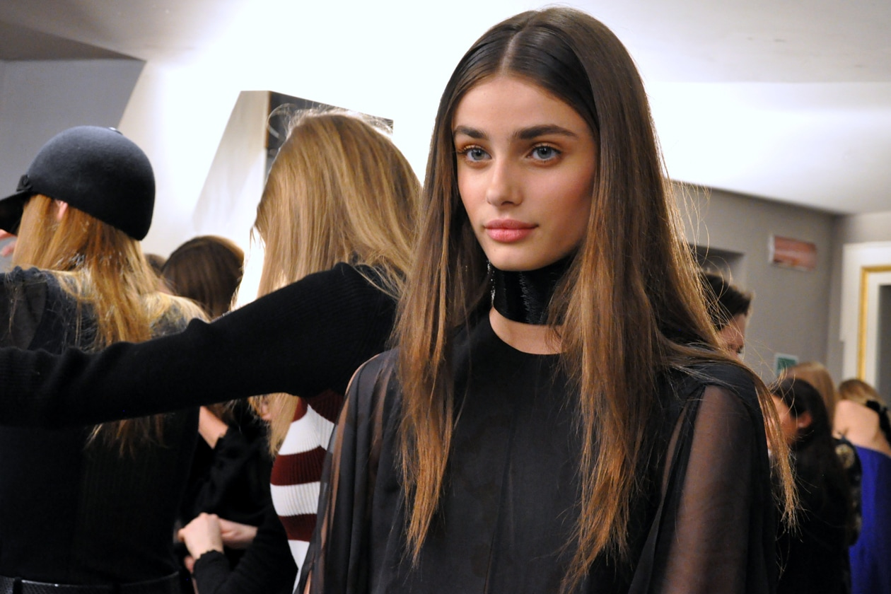 BACKSTAGE EMILIO PUCCI A/I 2015-16: IL BEAUTY LOOK COMPLETO