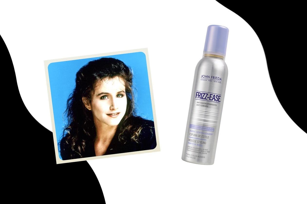 Beverly Hills 90210: i capelli di Andrea Zuckerman