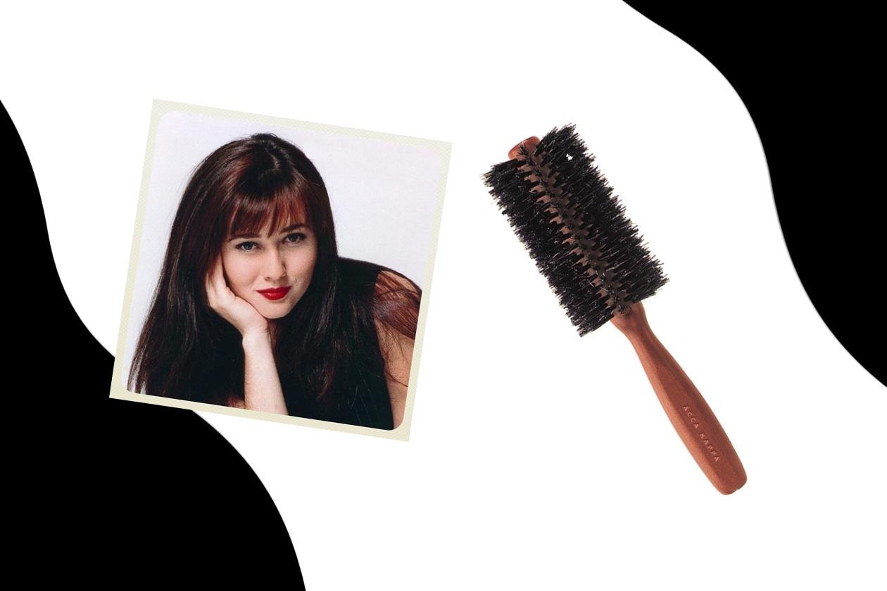 Beverly Hills 90210: i capelli di Brenda Walsh