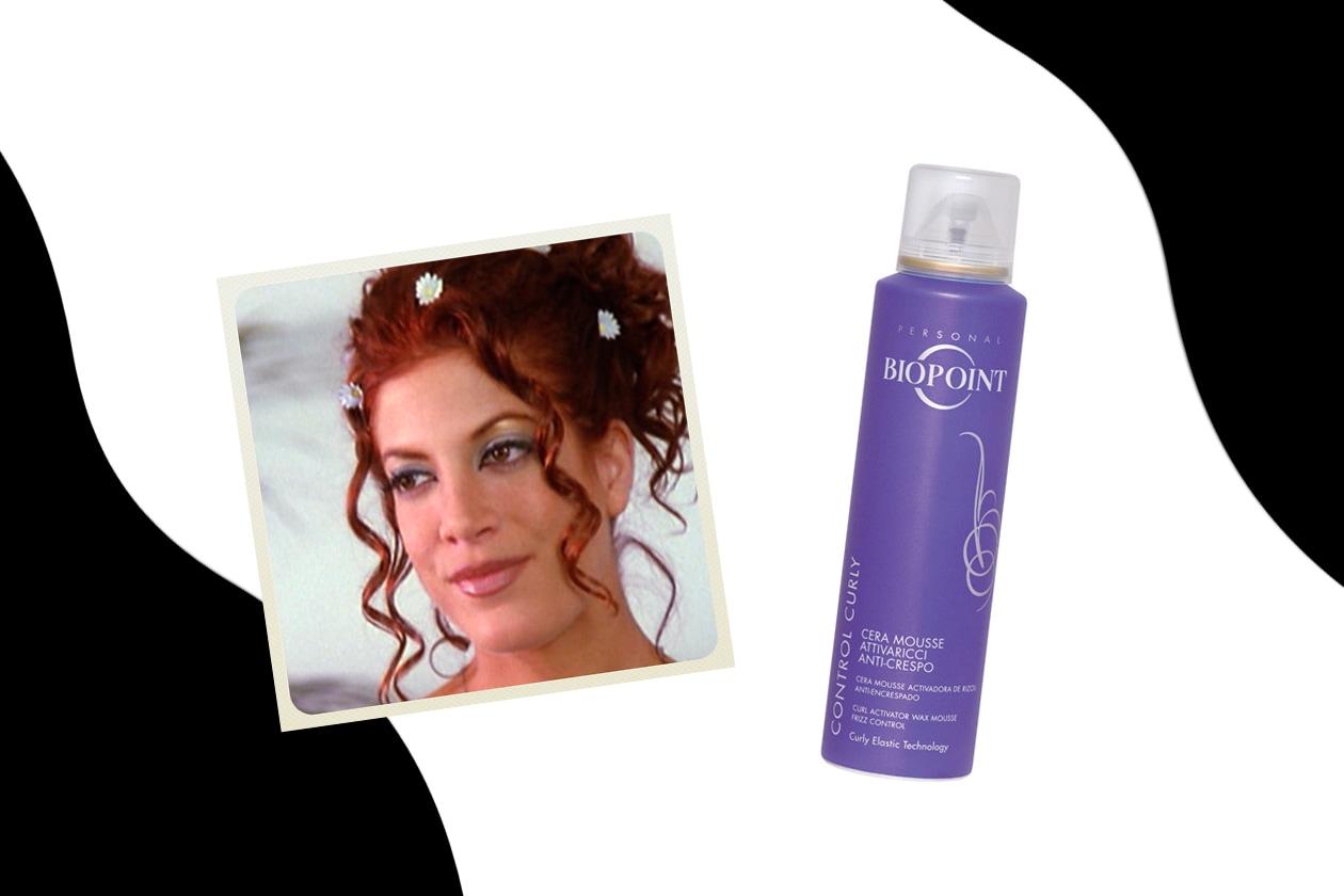 Beverly Hills 90210: i capelli di Donna Martin