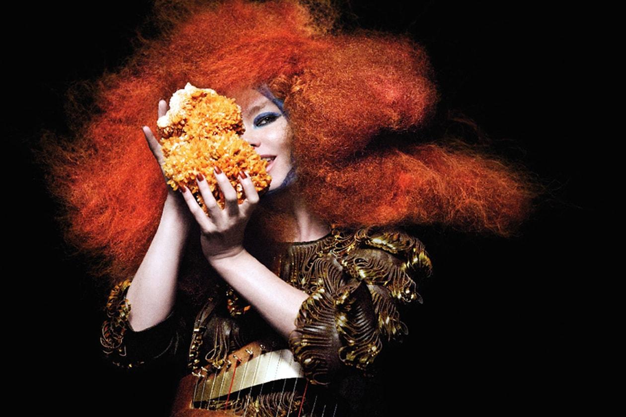 Björk Biophilia 2011