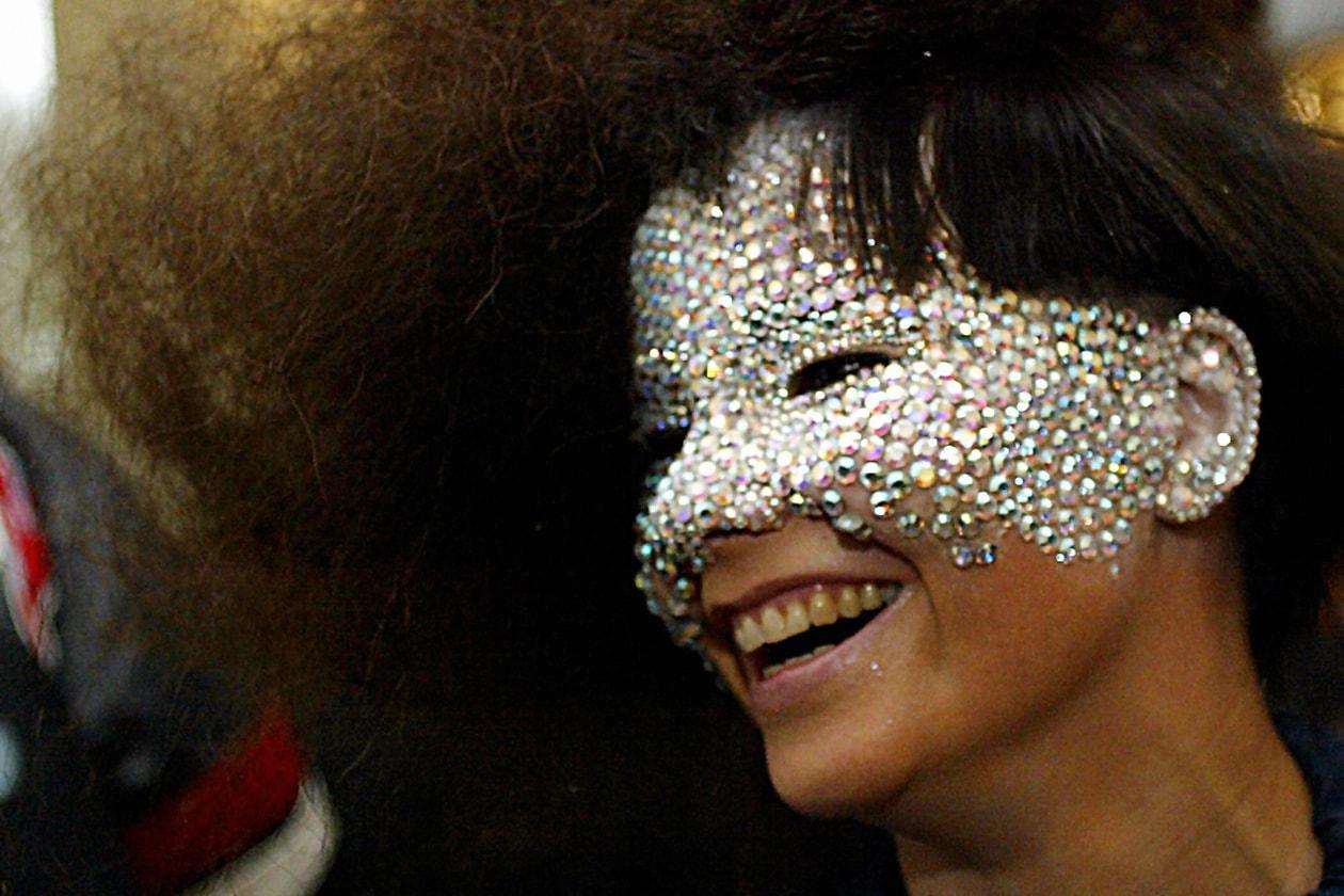 Björk Fashion Rock Concert 2003