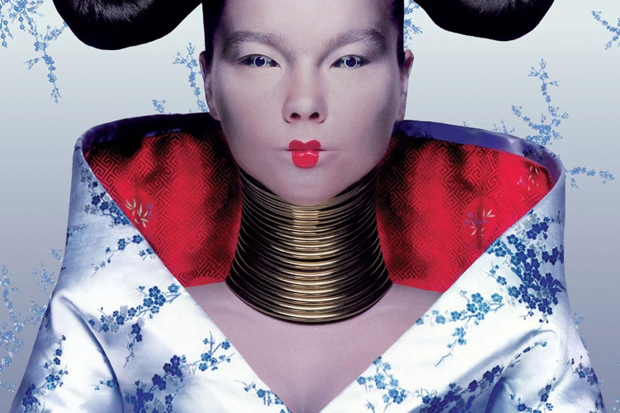 Björk Homogenic 1997