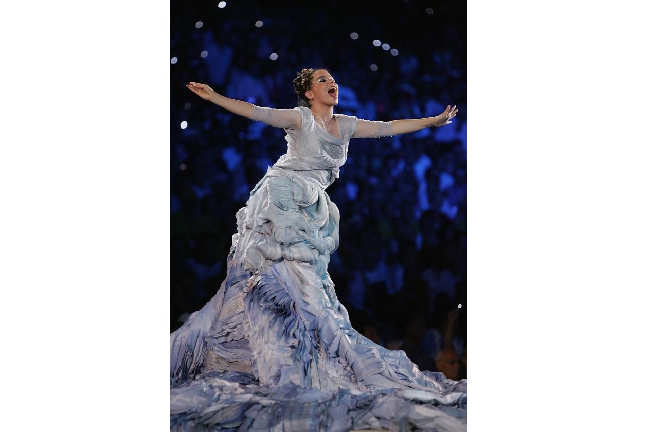 Björk Olimpiadi di Atene 2004