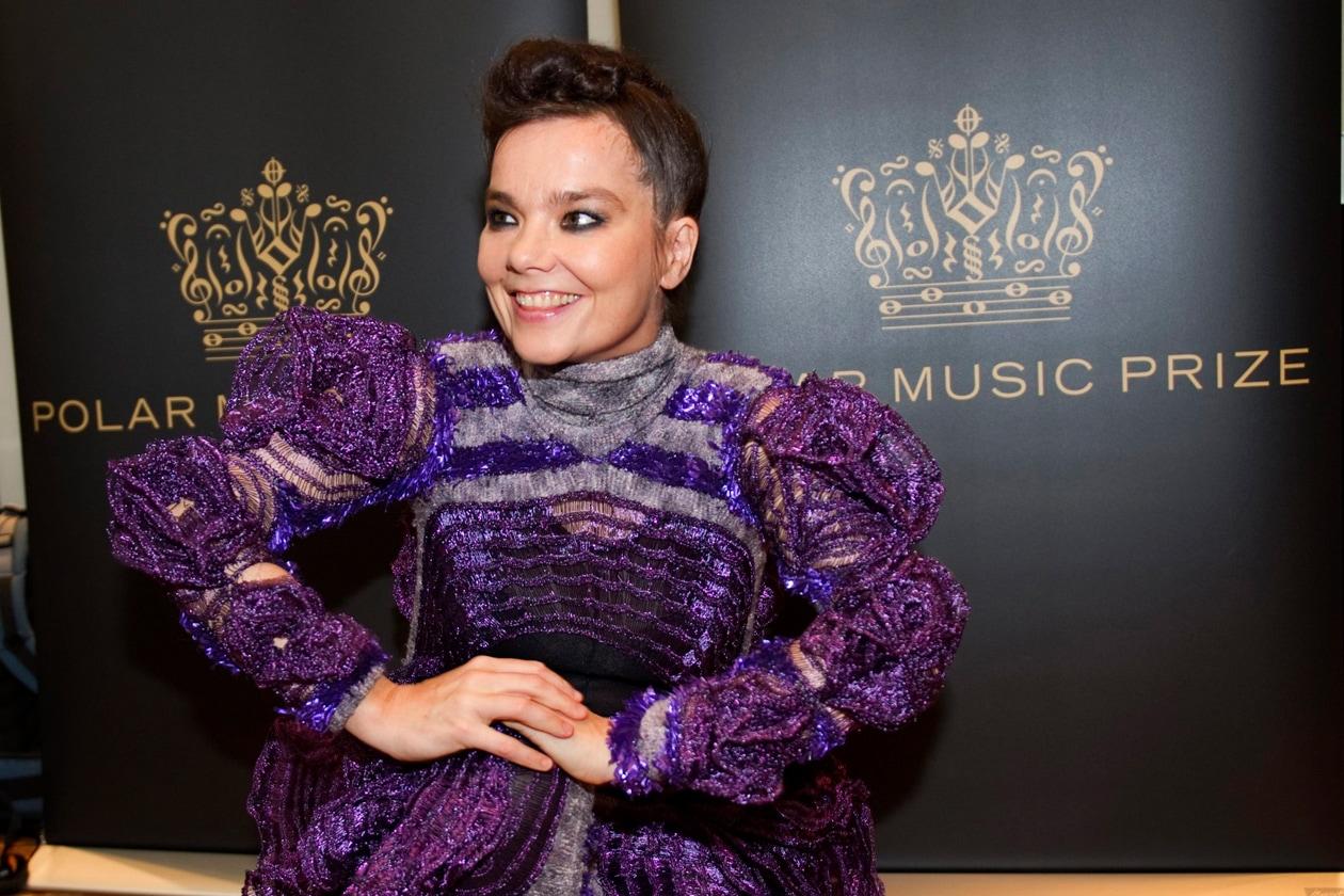 Björk Polar Music Prize 2010